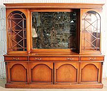 Maslow Freen Inc. Breakfront Cabinet