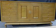 American of Martinsville Art Deco Dresser