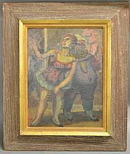 Possibly Gerrit Hondius, American (1891- 1970)