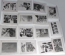 15 Vintage Star Trek 4x5 Studio Negatives