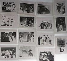 Vintage Star Trek Large Format 4x5 Negatives