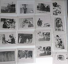 16 Vintage Star Trek Large Format Negatives