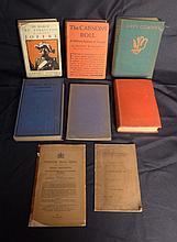 Antique Military Books with Original Maps