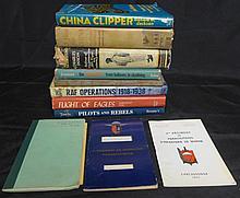Books & Ephemera on Pilots and Parachutists