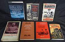 Books on Crime, Bandits and Chinese Warlords