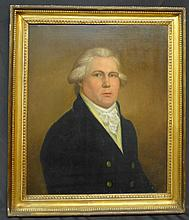 Antique Portrait of an American Gentleman, O/C