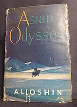 1st Edition Asian Odyssey by Alioshin