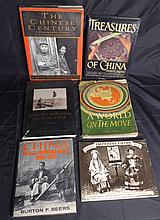 Collection of Photographic Books of China
