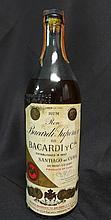 Pre Castro Bacardi Cuban Rum