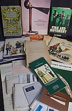Collection of Books on Weapons
