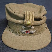 Vintage Military Hat