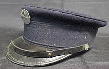 Vintage US Fire Department Dress Hat