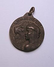 Italian Medal of Colonial Dubats Bands of Somalia