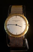 Vacheron Constantin Geneve 18K Men's Watch