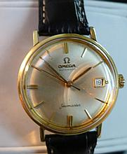 Omega Automatic Wrist Watch