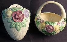 Roseville Studio Pottery