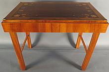 Kunst-Mobel Folding Table, German