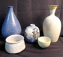 Collection of Asian Studio Pottery
