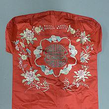 Asian Embroidered Garment