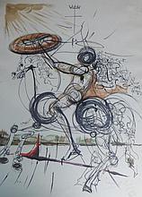 Salvador Dali, Spanish (1904- 1989)