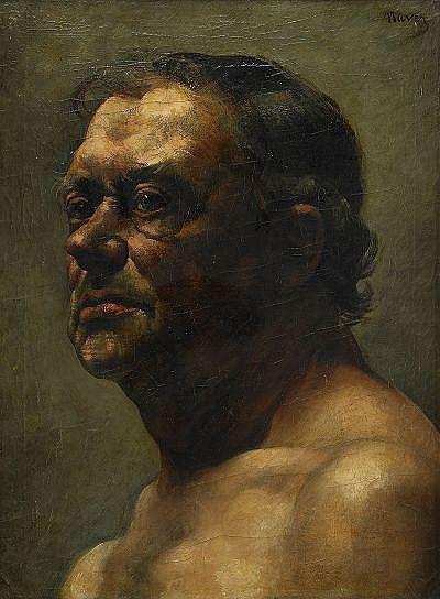 FRANCOIS JOSEPH NAVEZ Belgien 1787-1869 Römischer
