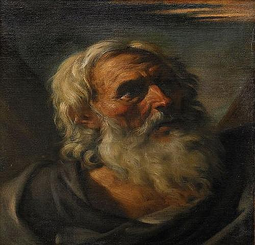 PIER FRANCESCO MOLA Italien 1612-1666, tillskriven
