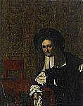 EGLON VAN DER NEER Holland 1634-1703, tillskriven
