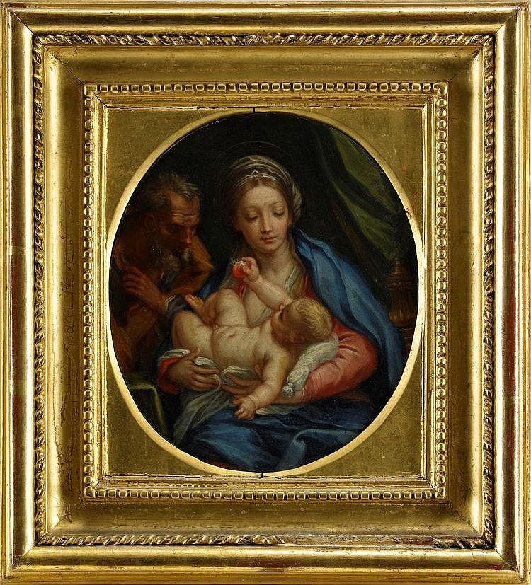 SEBASTIANO CONCA, Italien, 1676/80-1764