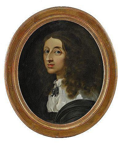SEBASTIEN BOURDON Frankrike/Sverige 1616-1671,
