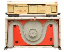Lionel Postwar 3366 Circus Car with Corral