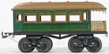 Super Bing O gauge New York Erie Railroad Chicago observation car