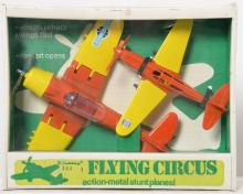 Mint sealed Hubley Flying Circus in OB