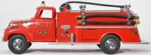 Beautiful original Tonka No. 5 pumper fire truck