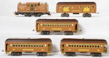 Lionel prewar standard gauge Baby State Set with 318E loco