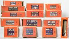 Group of boxed Lionel Postwar O gauge accessories