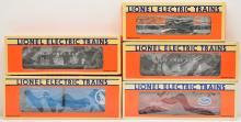 Lionel TCA Banquet Cars 2-52059 East Div. 52077 PNW Div. 52093 LS 52093