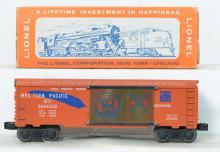 Lionel 6464-250 boxcar in original box, 1957 TCA
