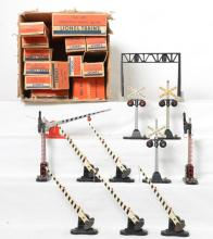 Group of Lionel Postwar O boxed accessories