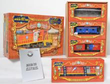 American Flyer 49626 Ringling Brothers and Barnum & Bailey GP-9 train set