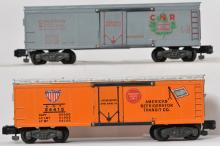 American Flyer S 24413 Canadian National 24419 reefers