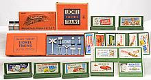 Lionel Postwar Smoke Pellets  309 Yard Set 310 Billboards H&H 790 RR Markers
