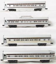 Lionel Postwar O gauge Congressional passenger set