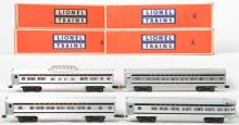 Lionel Congressional Cars 2543 2544 2542 2541 in OBs