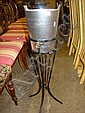 Champagne Bucket and Wine Bucket with Stand.