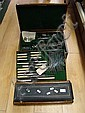 A canteen of Walker & Hall cutlery together with
