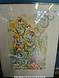 Iris Raquin limited edition print Impressionist