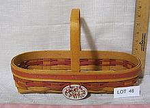 1995 Longaberger basket