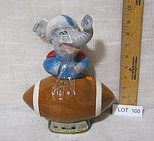 Jim Beam Football  decanter