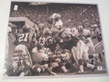 Jim Brown auto photo