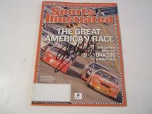 Jeff Gordon auto magazine
